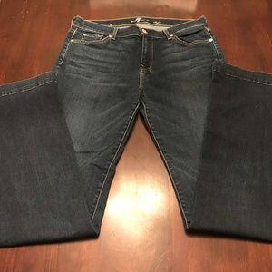 Seven for All Mankind Dojo Trouser Jeans